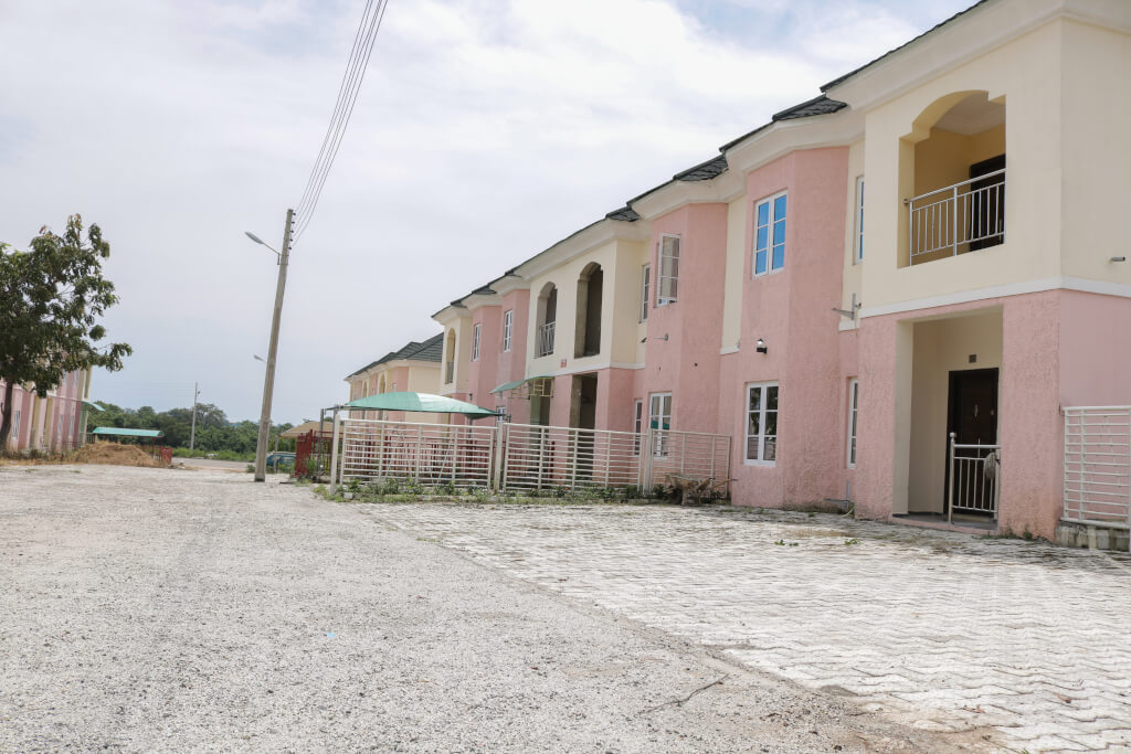 APDC Apartment buildings in kubwa abuja