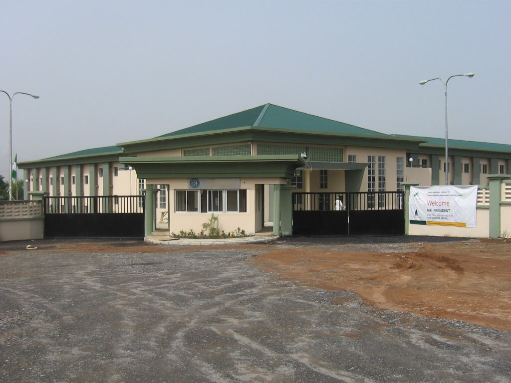 Abuja Geographic Information Systems (AGIS) Head Office