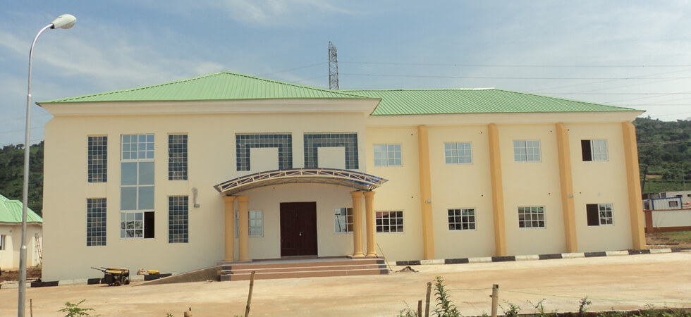 Abuja Urban Mass Transport Company (AUMTCO) Office & Workshop Site