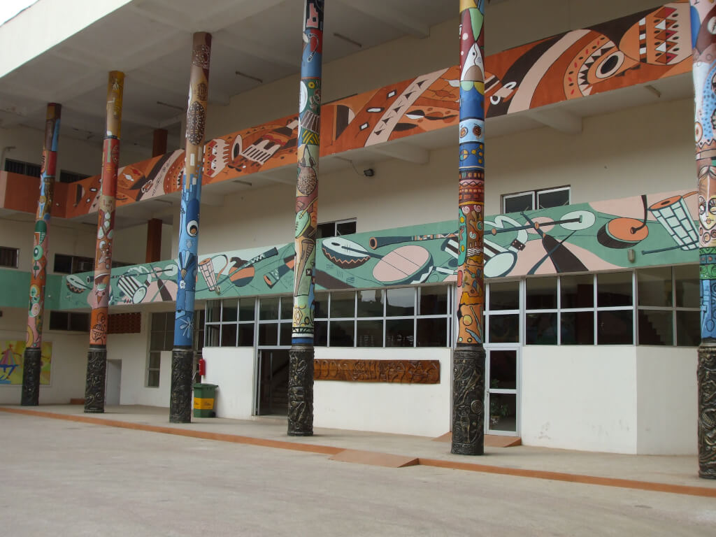 Partial Renovation of Cyprian Ekwensi Arts and Culture Centre Abuja