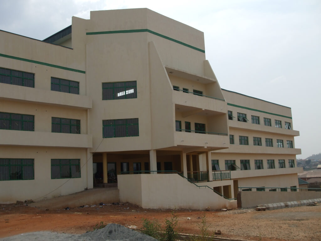 FCT Archives Building