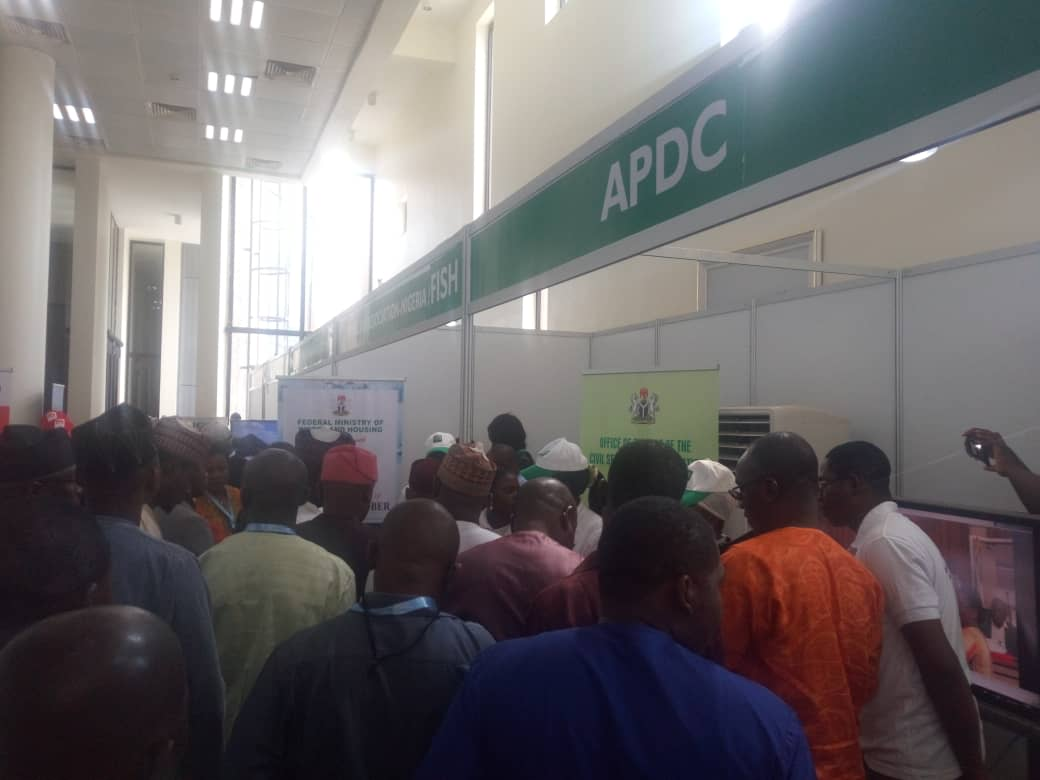 APDC Staff a 31 Days of Promoting A Better Urban Future, at NAF CONFERENCE CENTRE